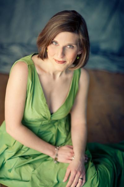 Alexandra Paulmichl | Mezzosopran, Foto: Anna Logue