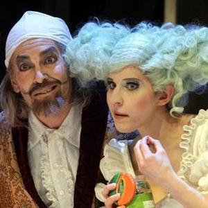 La Cenerentola (mit M. Perlt und A. Humbert) | Theater Pforzheim, Foto: Sabine Haymann